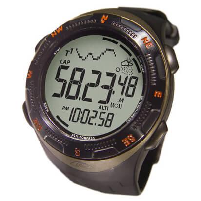 Techtrail - Summit - Höhenmesser-Uhr