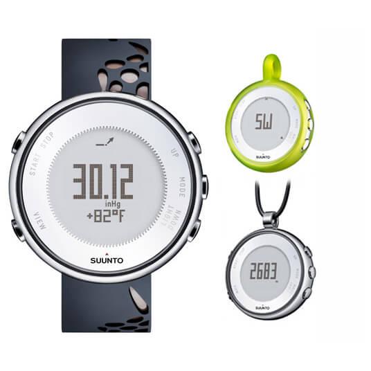 Suunto - Lumi Pack - Multi-function watch