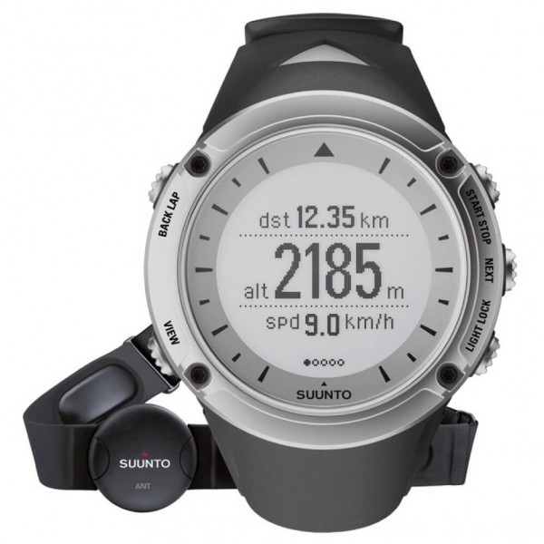 Suunto - Ambit HR - Multifunctioneel horloge