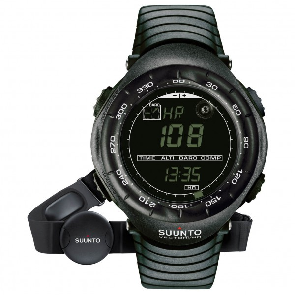 Suunto - Vector HR - Multifunktionsuhr