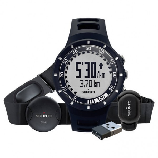 Suunto - Quest GPS Pack - Monitoimikello