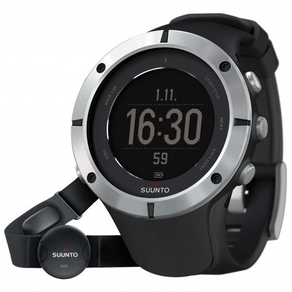 Suunto - Ambit 2 HR - Multifunctioneel horloge