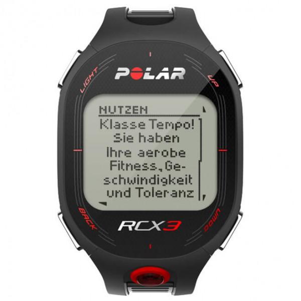 Polar - RCX3 RUN
