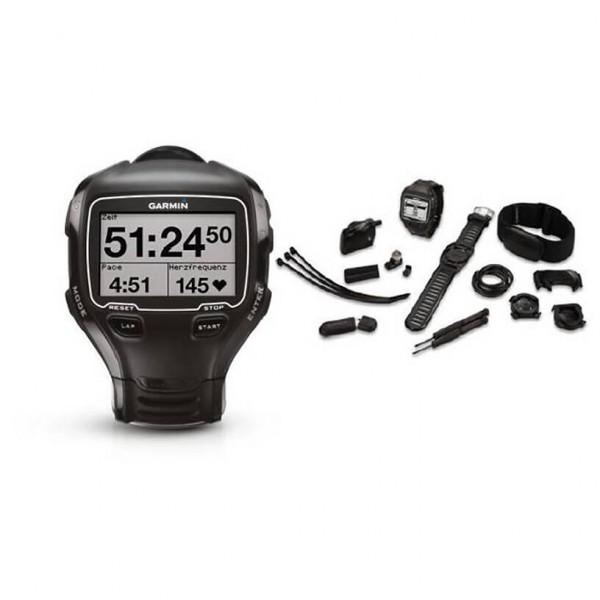 Garmin - Forerunner 910XT Triathlon Kit - Montre multifonction