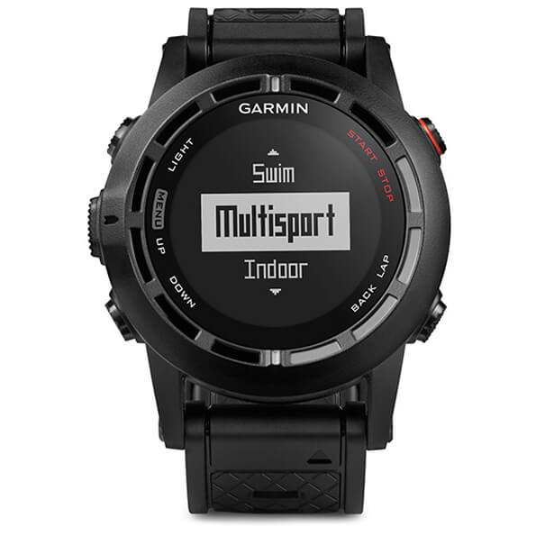 Garmin - Fenix 2 Performer Bundle - Multi-function watch