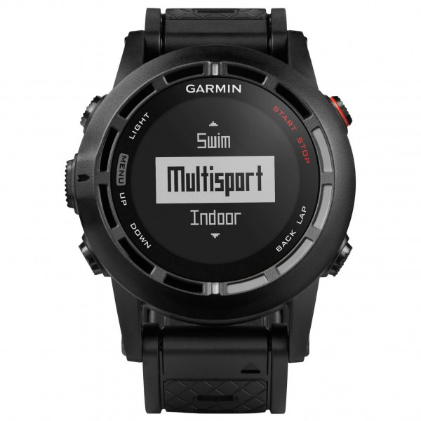 Garmin - Fenix 2 Multisport GPS-Uhr - GPS-horloge