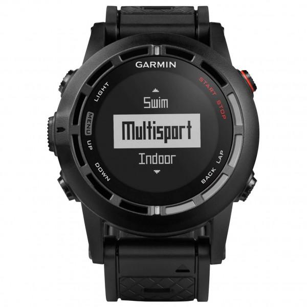 Garmin - Fenix 2 Multisport GPS-Uhr - Montre GPS