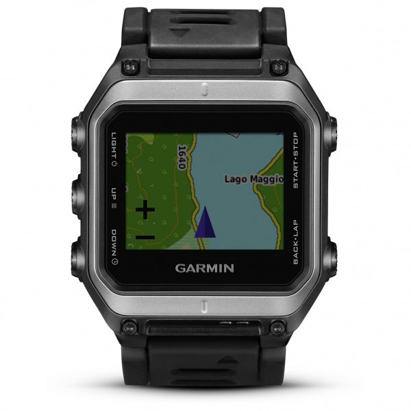 Garmin - Epix + Topo Europe Bundle - Multifunksjonsur