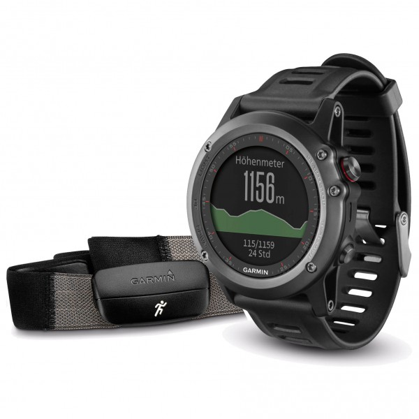 Garmin - Fenix 3 Performer Bundle - Montre multifonction