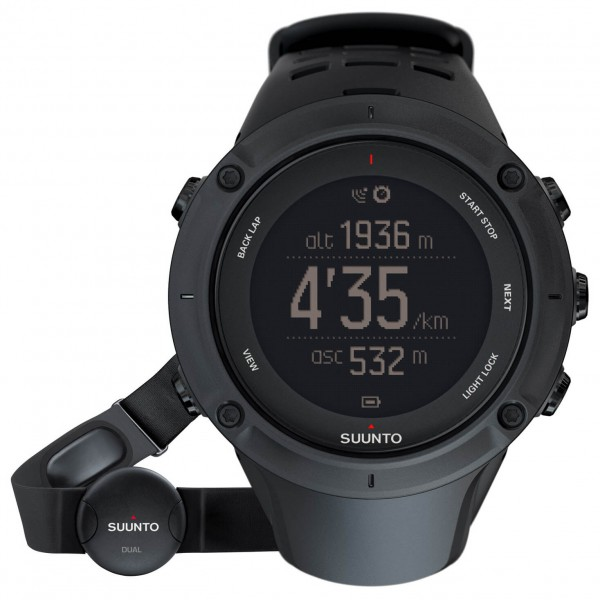Suunto - Ambit 3 Peak HR - Multi-function watch