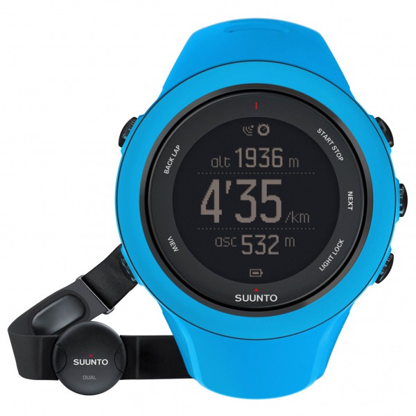 Suunto - Ambit 3 Sport HR - Multi-function watch