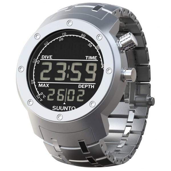 Suunto - Elementum Aqua Steel - Multi-function watch