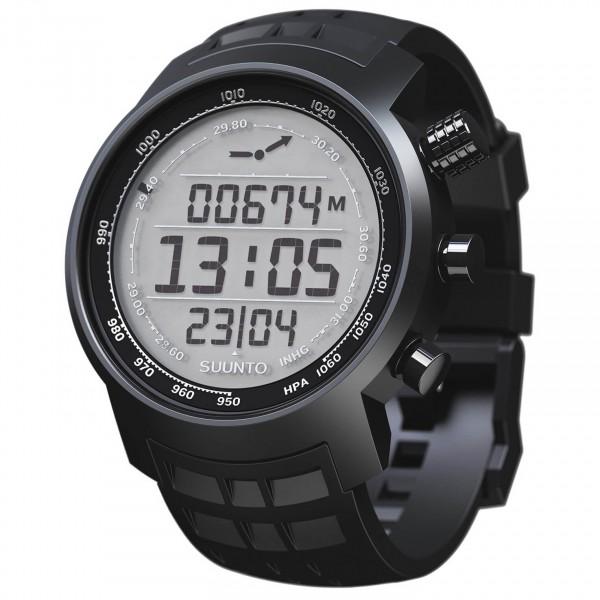 Suunto - Elementum Terra Black Rubber - Multi-function watch