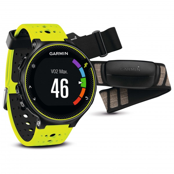 Garmin - Forerunner 230 HR Bundle - Multifunktionsuhr