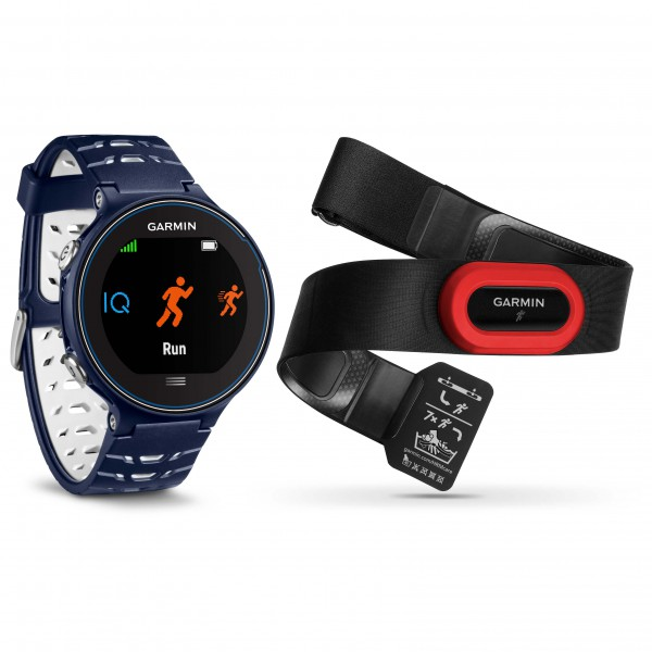 Garmin - Forerunner 630 HR Bundle - Multi-function watch