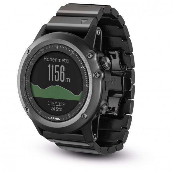 Garmin - Fenix 3 Saphir - Multi-function watch