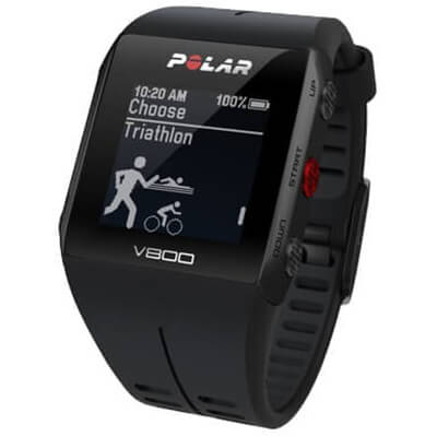 Polar - V800 HR Special Edition Combo - Monitoimikello