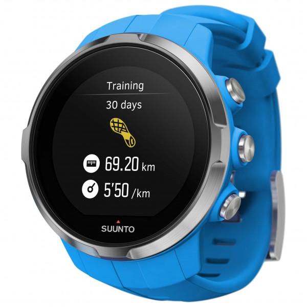 Suunto - Spartan Racer Blue - Multi-function watch