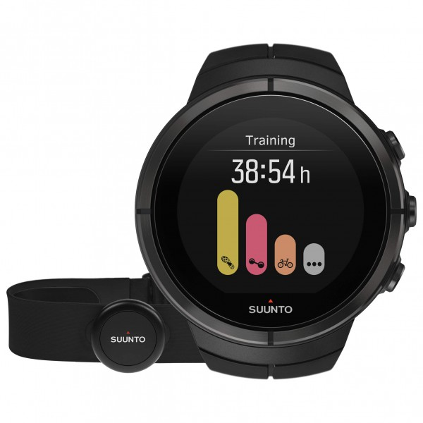 Suunto - Spartan Ultra All Black Titanium
