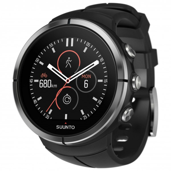 Suunto - Spartan Ultra Black - Multifunktionsuhr