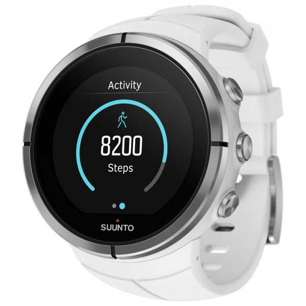 Suunto - Spartan Ultra White - Multifunktionsuhr