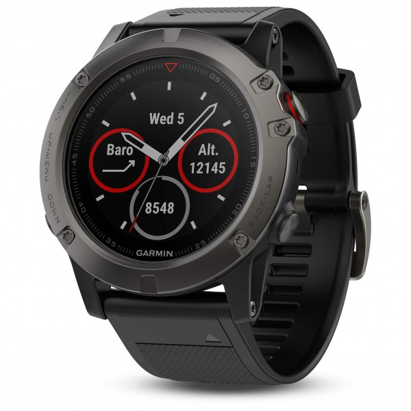 Garmin - Fenix 5X - Multi-function watch