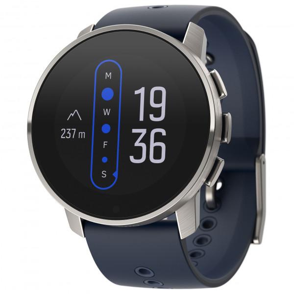 Suunto - Suunto 9 Peak Titanium - Multi-function watch