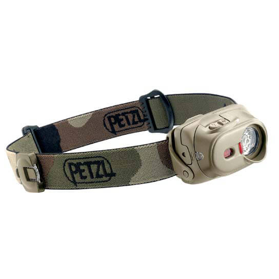 Petzl - Tactikka XP - Stirnlampe
