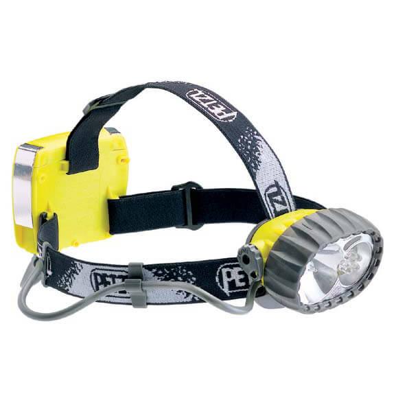 Petzl - Duo LED 5 - Otsalamppu