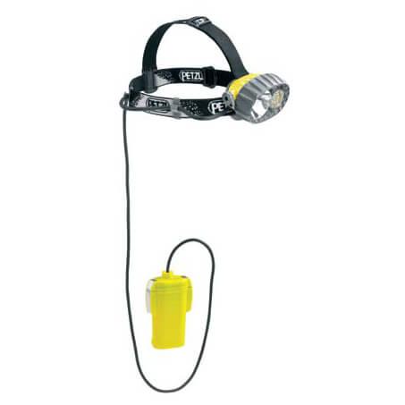 Petzl - Duobelt LED 14 - Lampe frontale
