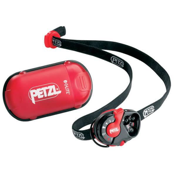 Petzl - E-Lite - Notfallstirnlampe