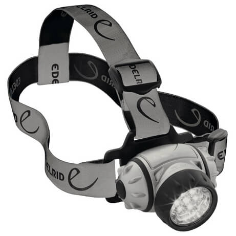 Edelrid - 7 LED - Stirnlampe