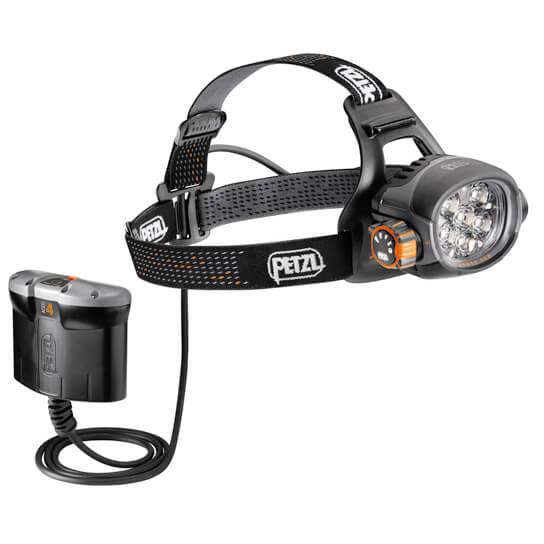 Petzl - Ultra Belt - Otsalamppu