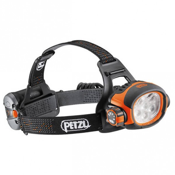 Petzl - Ultra Wide - Lampe frontale