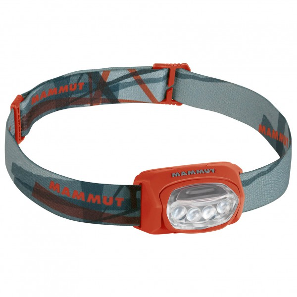 Mammut - T-Trail - Stirnlampe