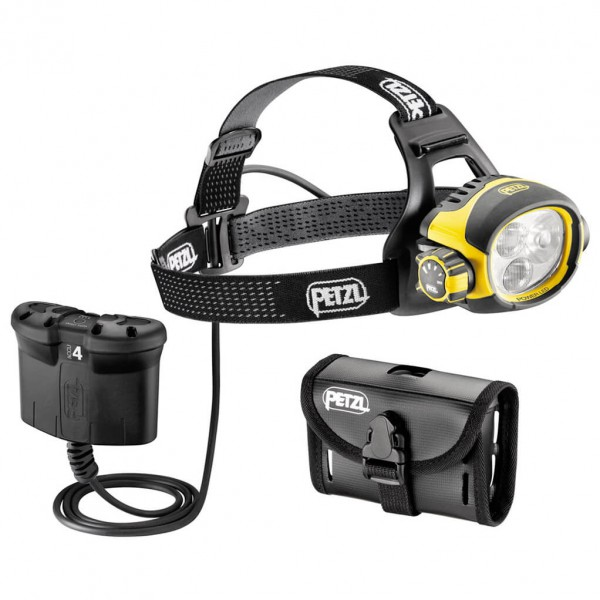 Petzl - Ultra Vario Belt - Stirnlampe