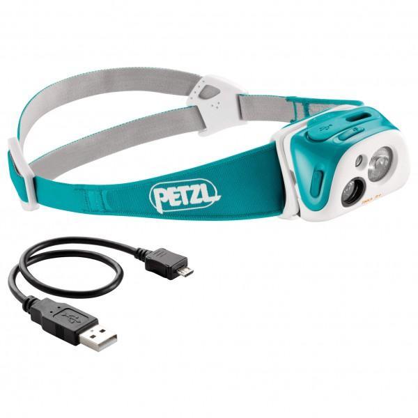 Petzl - Tikka R+ - Lampe frontale
