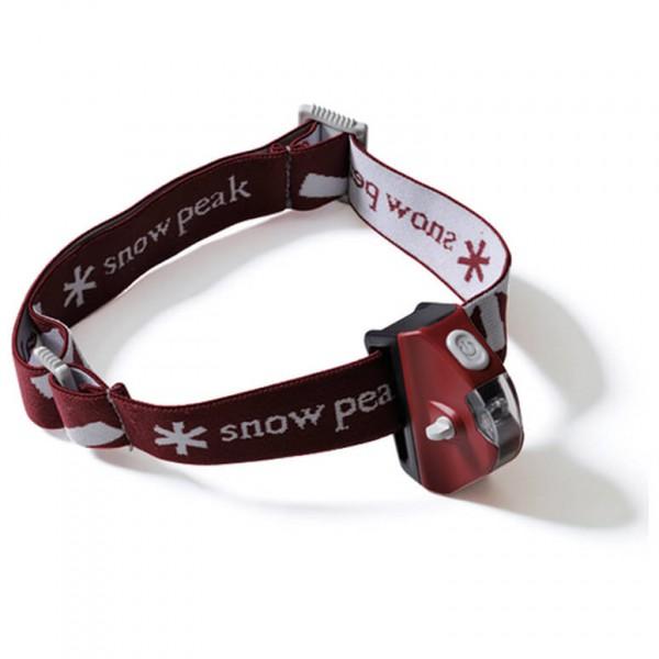 Snow Peak - Mola Headlamp - Stirnlampe