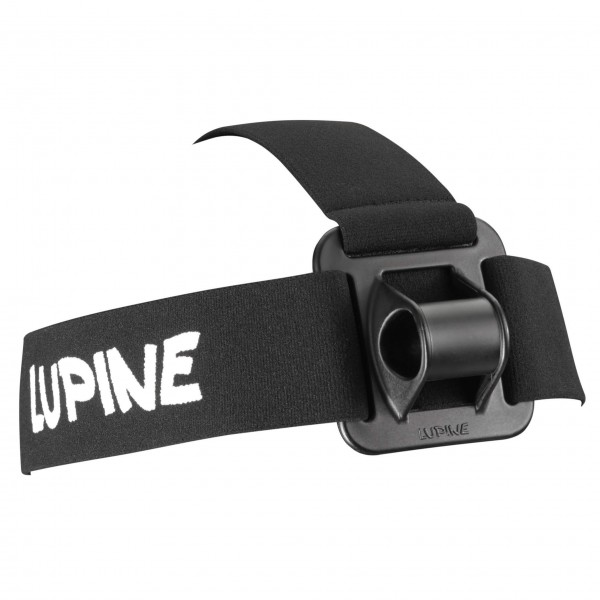 Lupine - Stirnband Wilma - Headlamp accessories (2015)