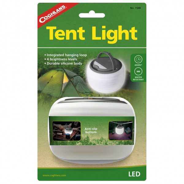 Coghlans - Tent Light - Lampe à LED