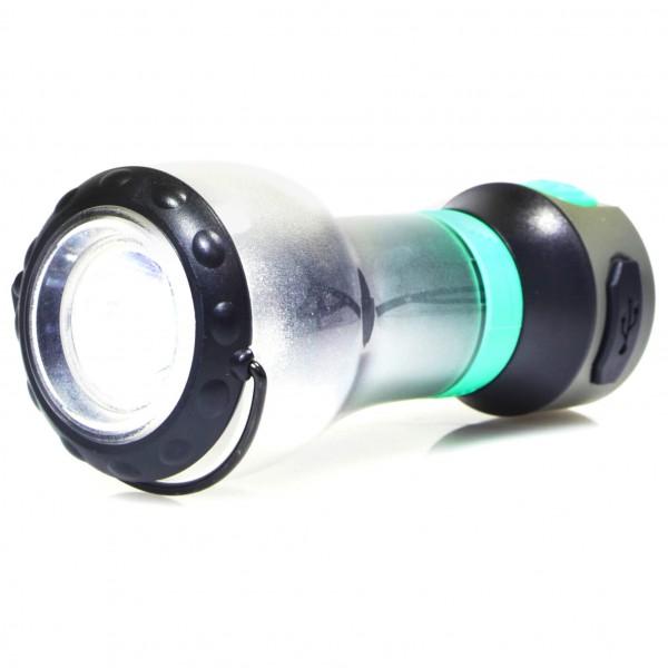 UCO - Tetra LED Laterne mit USB-Ladegerät - LED-Lampe