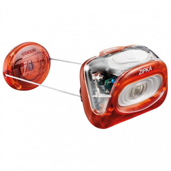 Petzl - Zipka - Stirnlampe