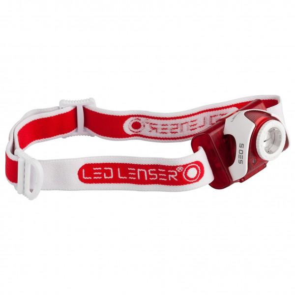 Ledlenser - SEO 5 - Stirnlampe