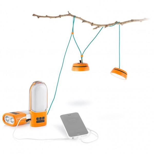 BioLite - Nanogrid - Led-lamp