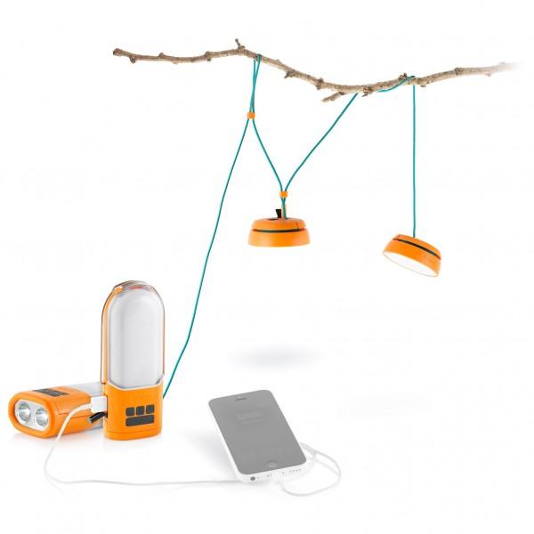 BioLite - Nanogrid - LED-lampa