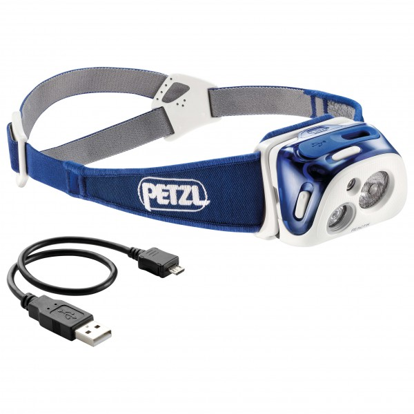 Petzl - Reactik - Stirnlampe