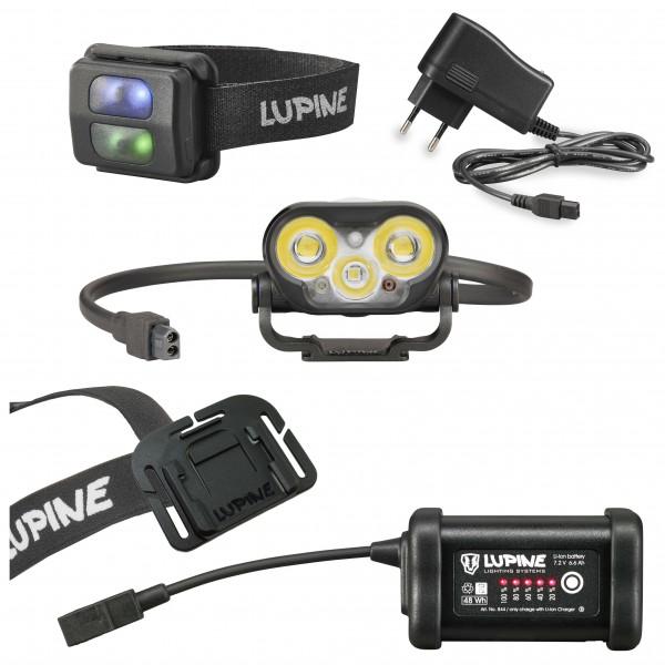 Lupine - Blika RX 4 Smartcore - Stirnlampe