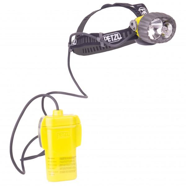 Petzl - Duobelt Led 4 Headlamp - Hodelykt