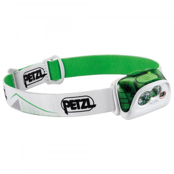 Petzl - Stirnlampe Actik - Linterna frontal