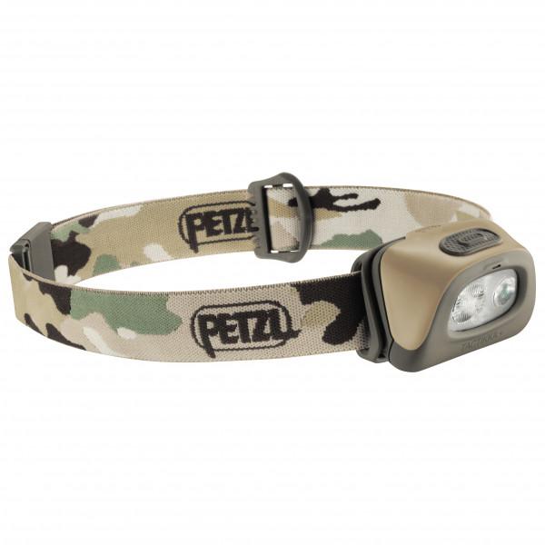Petzl - Stirnlampe Tactikka+ Camo - Stirnlampe